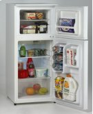 Model FF45006WT - 4.3 Cu. Ft. Frost Free Refrigerator / Freezer Product Image