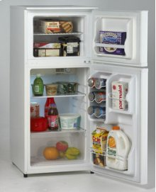 Model FF45006W - 4.3 Cu. Ft. Frost Free Refrigerator / Freezer