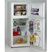 Model FF45006WT - 4.3 Cu. Ft. Frost Free Refrigerator / Freezer