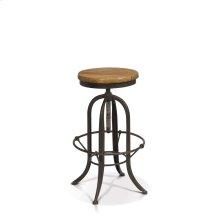 Deon Adjustable Counter/Bar Stool