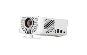 LED Home Theater Projector with webOS Smart TV and Magic Remote
