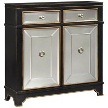2 Door Cabinet With Drawers