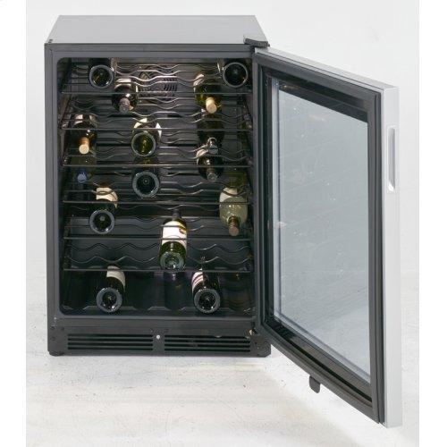 52 Bottles Built-In Wine Chiller