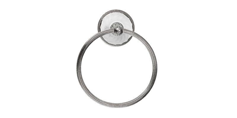 MIRABELLA Towel Ring KCC40 - Polished Brass
