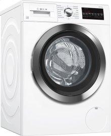 "24"" Compact Washer, WAT28402UC, White/Chrome"