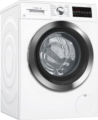 "24"" Compact Washer, WAT28402UC, White/Chrome"