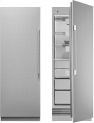 "30"" Inch Built-In Freezer Column (Left Hinged) Product Image"