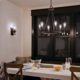 Kayde 1 Light Wall Sconce Olde Bronze®