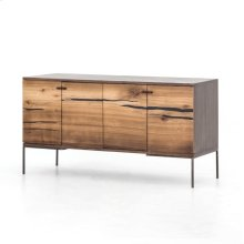 Natural Yukas Finish Cuzco Small Media Console