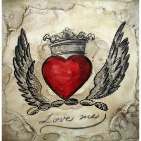 Art: Crowned Heart