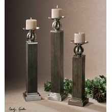 Hestia, Candleholders, S/3