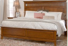Simply Shaker Too Panel Bed