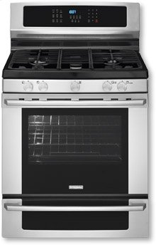 """30"""" Gas Freestanding Range with IQ-Touch Controls"""