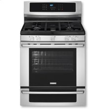 "30"" Gas Freestanding Range with IQ-Touch Controls"