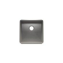 """J7® 003938 - undermount stainless steel Kitchen sink , 18"""" × 18"""" × 10"""""""