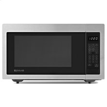 """OPEN BOX Stainless Steel 22"""" Built-In/Countertop Microwave Oven"""