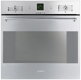 """60CM (approx. 24 ) """"Classic"""" Electric Multifunction Oven Stainless Steel"""