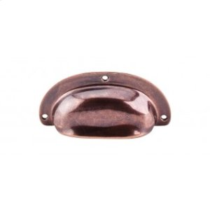 Mayfair Cup Pull 3 3/4 Inch - Old English Copper