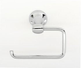 Royale Single Post Tissue Holder A6666 - Polished Chrome