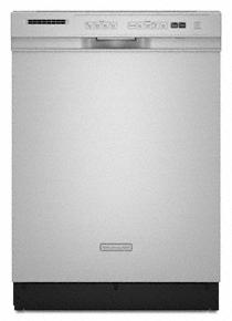KitchenAid® Superba® Series Dishwasher - Stainless Steel