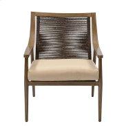 Club Chair W/seat Cushion Sunbrella Spectrum Sand#48019 Product Image