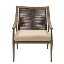 Club Chair W/seat Cushion Sunbrella Spectrum Sand#48019