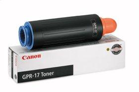 Canon GPR-17 Toner GPR-17 TONER for use in imageRUNNER 5570/6570/5070