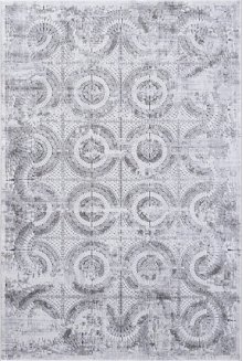 Mosaic Grey 1663 Rug