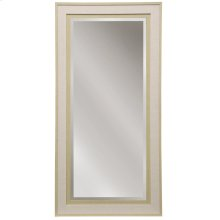 2 Toned Framed & Beveled Mirror