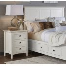 Paragon Nightstand with Black Finish Product Image