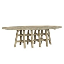 Decade Oval Table