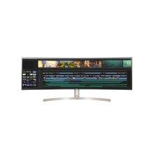 "49"" 32:9 UltraWide Dual QHD Monitor"