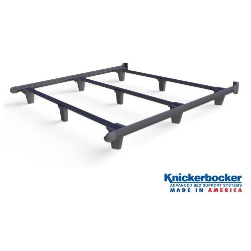Grey Cal-King EmBrace™ Bed Frame