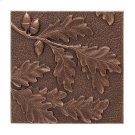 Oak Leaf Wall Décor - Antique Copper Product Image