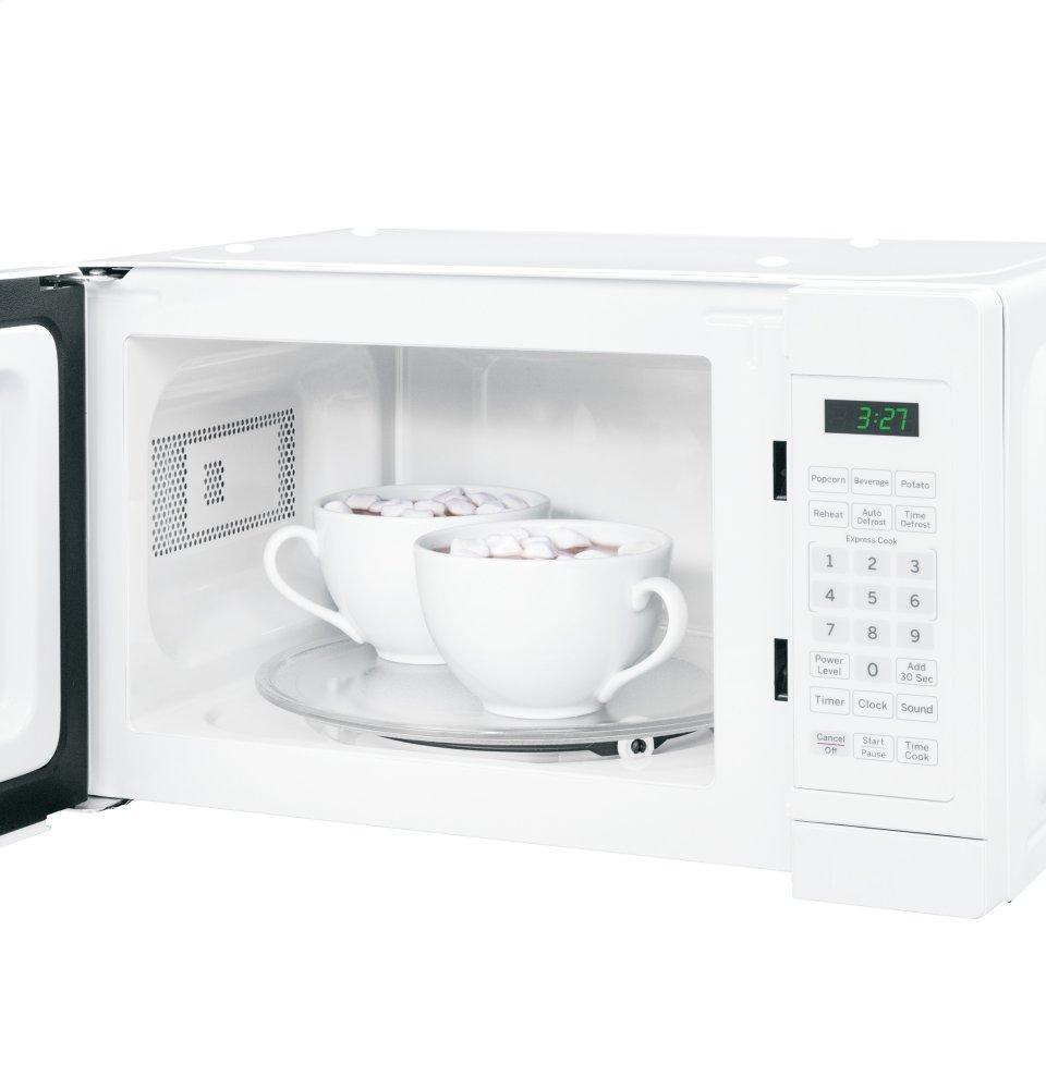 Jem3072dhww Ge 174 0 7 Cu Ft Capacity Countertop Microwave