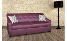 Velocity Eggplant Sofa