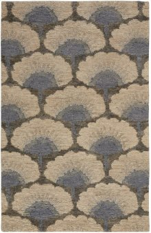 Isobel Cream Hand Knotted Rugs