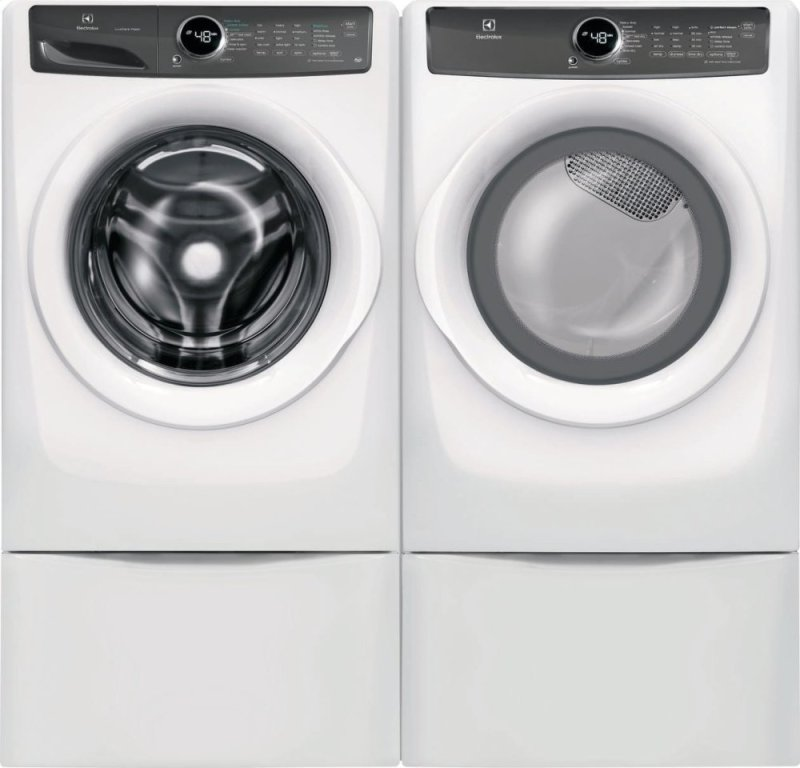 Front Load Washer with LuxCare® Wash - 4 3 Cu  Ft