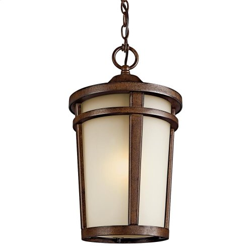 Atwood Collection Outdoor Pendant 1Lt Fluoresc