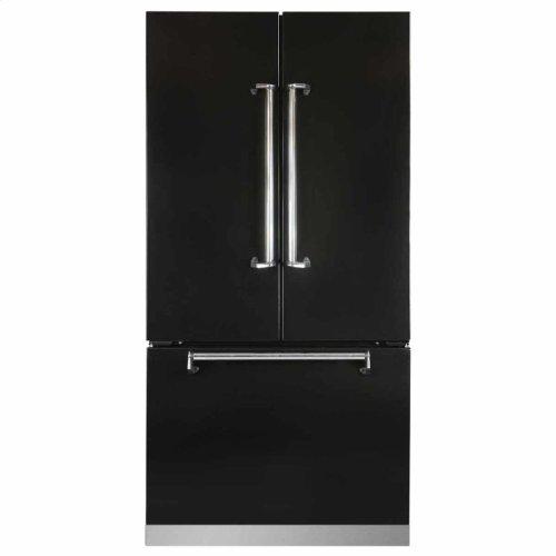"Cranberry AGA Marvel Legacy 36"" French Door Counter Depth Refrigerator"