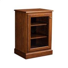 Classic Media Storage Cabinet