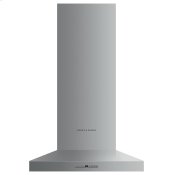 "Wall Range Hood, 24"", Pyramid Chimney"