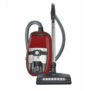MieleBlizzard CX1 HomeCare PowerLine - SKCE0 Bagless canister vacuum cleaners with electrobrush for thorough cleaning of heavy-duty carpeting.