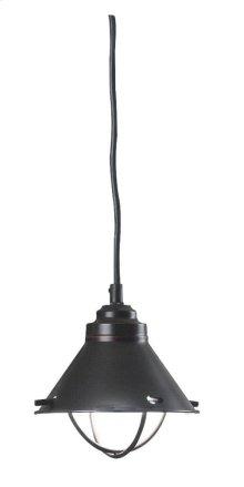 Mini Pendant- 5 W LED bulb included