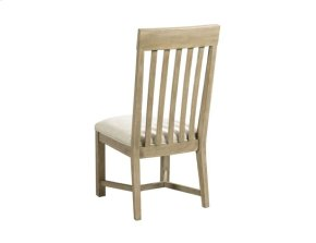 James Side Chair Driftwood