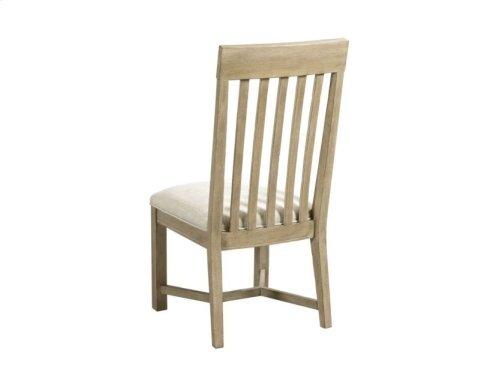 James Side Chair Driftwood