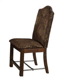 Emerald Home Castlegate Host & Hostess Upholstered Side Chair Pine D942-22