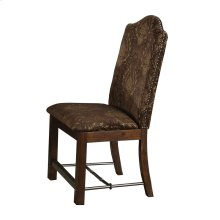 Emerald Home Castlegate Host & Hostess Upholstered Side Chair Pine D942-22