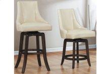 Pub Height Chair, Cream
