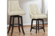 Counter Height Chair, Cream